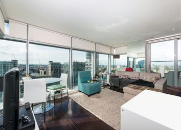 Thumbnail 2 bedroom flat to rent in East Tower, Pan Peninsula, London