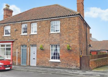 Thumbnail 3 bed semi-detached house for sale in High Street, Wainfleet All Saints, Skegness