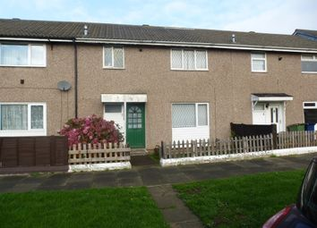 Thumbnail 3 bedroom terraced house for sale in Mitford Close, Ormesby, Middlesbrough