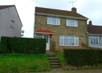 Thumbnail 4 bed semi-detached house to rent in Frinsted Road, Erith, Kent