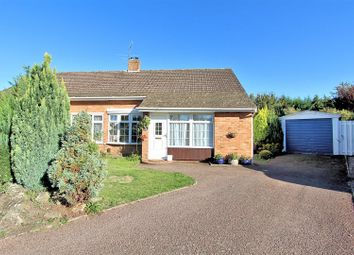 Thumbnail 2 bed semi-detached bungalow for sale in Boltons Close, Pyrford, Woking
