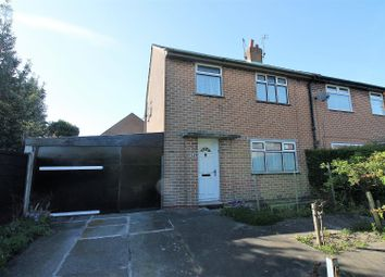Thumbnail 3 bed semi-detached house for sale in Lynton Avenue, Urmston, Manchester