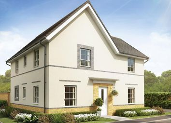 """Thumbnail 4 bed detached house for sale in """"Alderney"""" at Meadow Road, Bitterscote, Tamworth"""