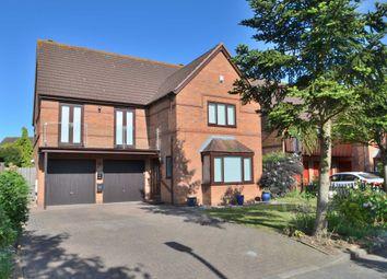 Thumbnail 4 bedroom detached house for sale in Boulters Lock, Giffard Park, Milton Keynes