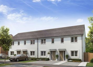 Thumbnail 2 bed end terrace house for sale in Acacia Lane, Branston, Burton-On-Trent