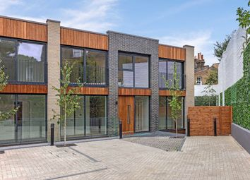 Thumbnail 4 bed terraced house for sale in Phillip's Mews, Fulham, London