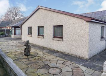 Thumbnail 3 bed detached bungalow for sale in Redford Road, Forfar