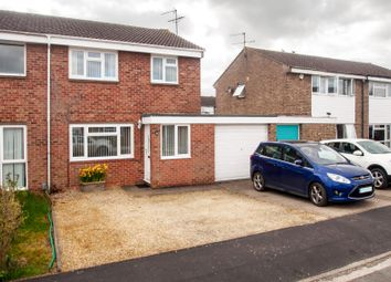 Thumbnail 3 bed semi-detached house for sale in Wellington Close, Bicester