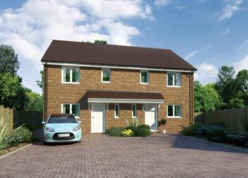 Thumbnail 3 bed semi-detached house for sale in Dacombe Close, Upton, Poole
