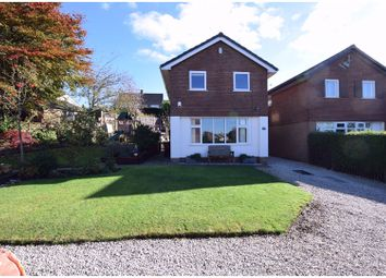 Thumbnail 3 bed detached house for sale in Fairfields Road, Stoke-On-Trent