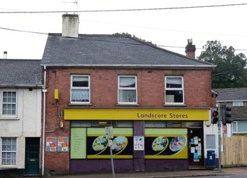 Thumbnail Retail premises for sale in Crediton, Devon