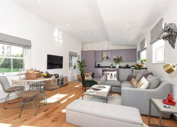 Thumbnail 2 bed terraced house to rent in The Mews, Coopers Hill Lane, Egham, Surrey