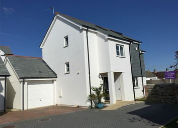 Thumbnail 4 bedroom detached house for sale in De Luci Gardens, Truro, Cornwall