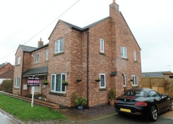 Thumbnail 3 bed semi-detached house for sale in Norbury, Stafford
