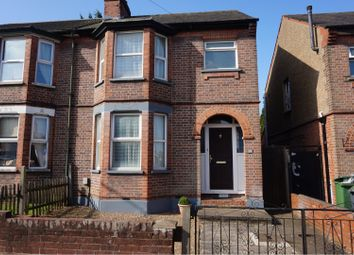 Thumbnail 3 bedroom semi-detached house for sale in Beechwood Road, Luton