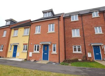 Thumbnail 3 bed town house for sale in Wedon Path, Aylesbury
