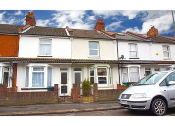 Thumbnail 2 bed terraced house for sale in Queens Avenue, Watford