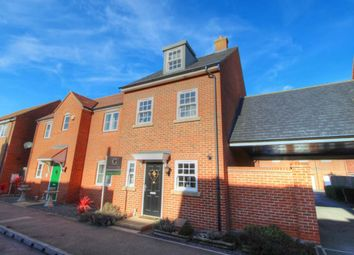 Thumbnail 3 bed town house for sale in Brooklands Avenue, Wixams, Bedford