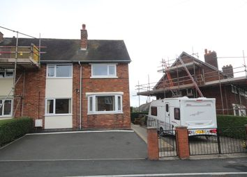 Thumbnail 3 bed semi-detached house for sale in Cristionydd, Penycae, Wrexham