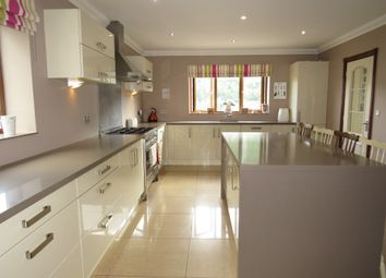 Thumbnail 5 bed detached house for sale in Bryn Road, Ogmore Vale, Bridgend