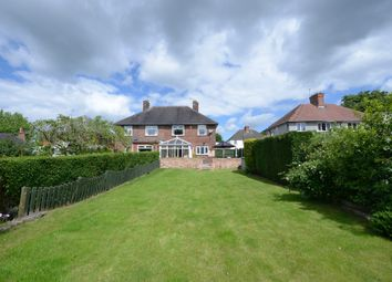 Thumbnail 3 bed semi-detached house for sale in Newbold Drive, Chesterfield