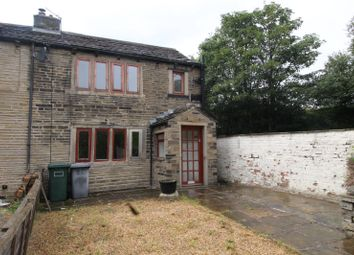 1 bed end terrace house for sale in Wasp Nest Road, Fartown, Huddersfield HD1