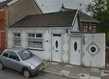 Thumbnail 1 bedroom terraced bungalow for sale in Castle Street, Maesteg