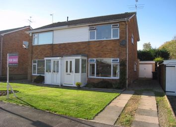 Thumbnail 3 bedroom semi-detached house to rent in Whitby Close, Broughton Astley, Leicester