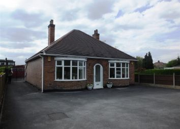 Thumbnail 2 bed detached bungalow for sale in Claymills Road, Stretton, Burton-On-Trent