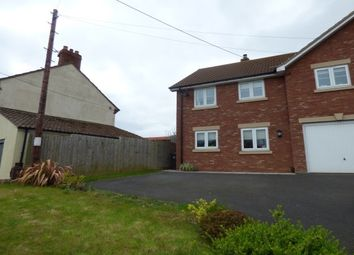 Thumbnail 3 bed property to rent in Petherton Road, North Newton, Bridgwater