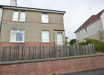 Thumbnail 2 bed flat for sale in Rosebank Street, Airdrie