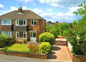 Thumbnail 3 bed semi-detached house for sale in Fieldway, Harrogate