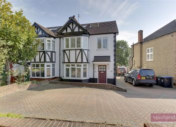 Hadley Way, Winchmore Hill, London N21. 4 bed semi-detached house