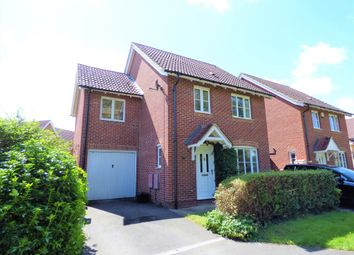 Thumbnail 4 bed detached house to rent in Hunters Chase, Westbury