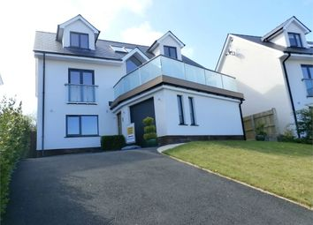 Thumbnail 5 bed detached house for sale in Dolphin Court, New Quay, Ceredigion