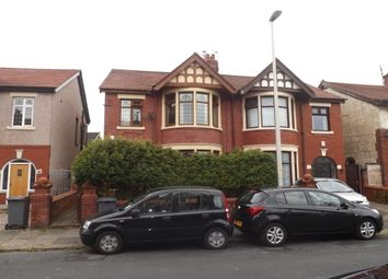 Thumbnail 3 bed property to rent in Kirkstall Avenue, Blackpool
