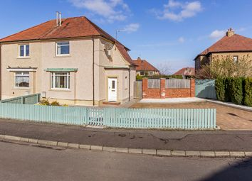 Thumbnail 2 bed semi-detached house for sale in Forthview Crescent, Bo'ness