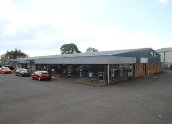 Thumbnail Commercial property for sale in Showroom And Garage, Newton Stewart, Dumfries And Galloway, Scotland