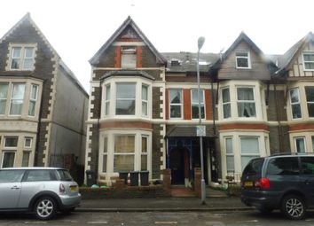 Thumbnail 2 bed flat for sale in Connaught Road, Roath, Cardiff