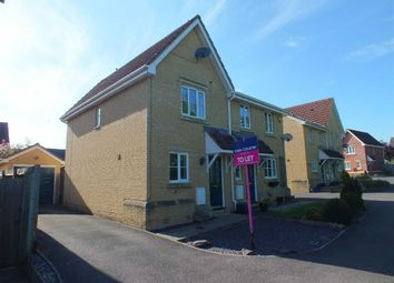 Thumbnail 2 bed semi-detached house to rent in Spring Meadows, Trowbridge, Wiltshire