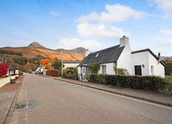 Thumbnail 2 bed detached bungalow for sale in Glencoe, Argyllshire