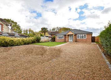 Thumbnail 3 bed detached bungalow for sale in Bearsted Road, Weavering, Maidstone