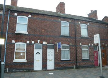 Thumbnail 2 bedroom terraced house to rent in West Street, Crewe, Cheshire