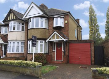 Thumbnail 3 bed semi-detached house for sale in Torcross Road, Ruislip