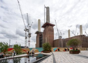 Thumbnail 2 bed flat for sale in Battersea Power Station, Switch House West, Nine Elms, London
