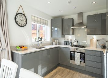 "Thumbnail 4 bedroom town house for sale in ""The Harborne"" at Austin Way, Birmingham"