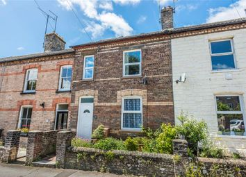 Thumbnail 3 bed terraced house for sale in Victoria Road, Dorchester