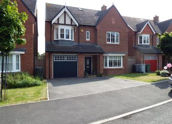 Thumbnail 5 bedroom detached house for sale in Hastings Road, Nantwich, Cheshire