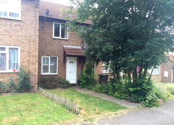 Thumbnail 1 bedroom terraced house to rent in Sycamore Close, Belstead, Ipswich