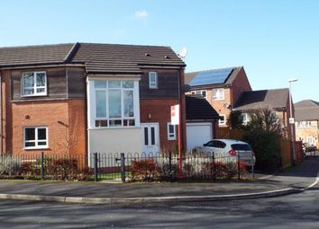 Thumbnail 3 bedroom semi-detached house for sale in Kidsgrove, Ingol, Preston, Lancashire